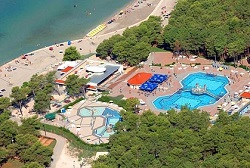 camping in kroatien die besten campingpl tze an der adria. Black Bedroom Furniture Sets. Home Design Ideas