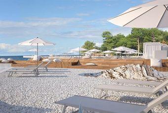 Strande Istrien Karte.50 Strande In Istrien Mit Umweltsiegel Blauer Flagge