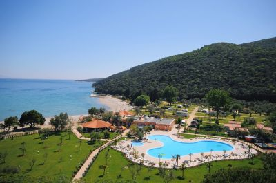 Camping Oliva - Rabac - Istrien