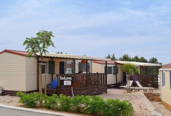 Sunlodge Mobile Home, Krk Premium Camping Resort, Kroatien