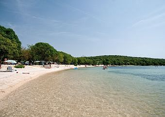 Korsika Kleines Hotel Am Strand