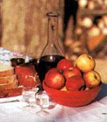 Kroatien - Essen und Trinken