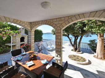 luxus ferienhaus kroatien direkt am meer