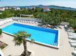 Ferienapartments mit Pool - Vodice, Kroatien, Adria