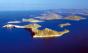 Nationalpark Kornati Inseln