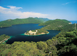 Dalmatien - Nationalpark Mljet
